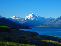 Mount Cook. Royalty Free Stock Images