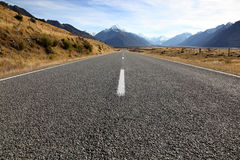 Mount Cook New Zealand Stock Photography