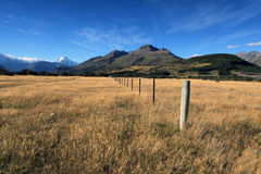 Mount Cook, New Zealand Royalty Free Stock Photography