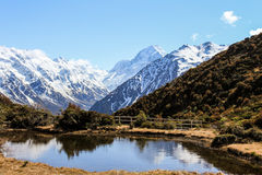 Mount Cook, New Zealand Stock Images