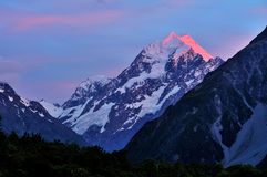 Mount Cook, New Zealand Stock Photography