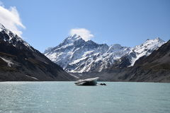 Mount Cook Stock Image
