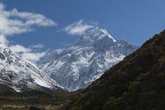 Mount Cook. New Zealand Stock Photo