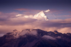 Mount Cook, NZ Stock Photography