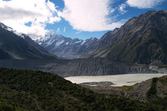 Mount Cook range Royalty Free Stock Photo