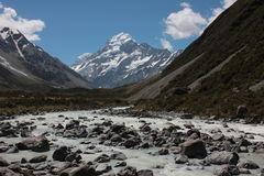 Mount Cook Stock Images