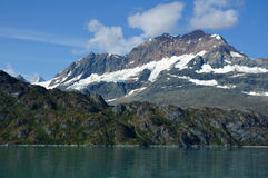 Mount Copper, Glacier Bay National Park, Alaska Royalty Free Stock Images