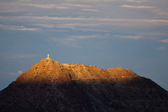 Mount Cristo Rey Royalty Free Stock Photo