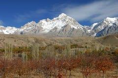 Mount Demirkazık Stock Image