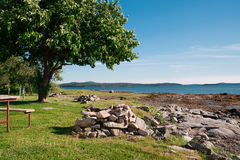 Mount Desert Island Stock Photography