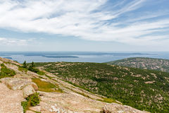 Mount Desert Island Royalty Free Stock Images