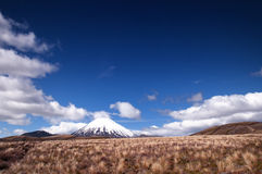 Mount Doom Royalty Free Stock Photos