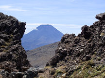 Mount Doom in New Zealand Stock Photography