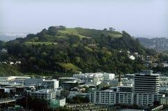 Mount Eden in Auckland New Zealand NZ Royalty Free Stock Photos