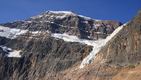 Mount Edith Cavell Stock Photos