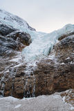 Mount Edith Cavell Stock Images