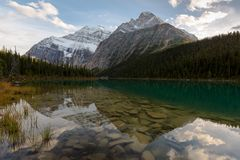 Caveil Lake Reflections royalty free stock photography