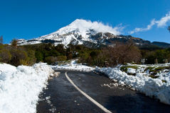 Mount Egmont Stock Images