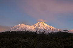 Mount Egmont. Royalty Free Stock Image