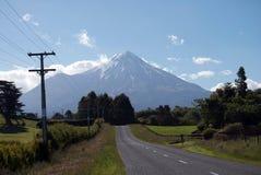 Mount egmont Royalty Free Stock Images