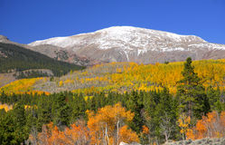 Mount Elbert Royalty Free Stock Photos