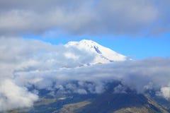 Mount Elbrus Stock Photography