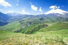 Mount Elbrus Royalty Free Stock Images