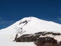Mount Elbrus Volcano Royalty Free Stock Image