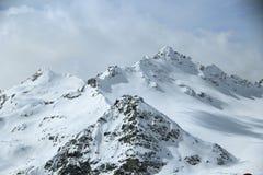Mount Elbrus Stock Images