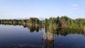 Mount Erciyes in Kayseri Royalty Free Stock Photography