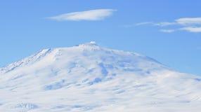 Mount Erebus Stock Image