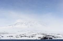 Mount Erebus Royalty Free Stock Image