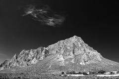 Mount Erice, Sicily Stock Image