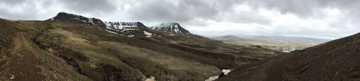 Mount Esja Stock Photo