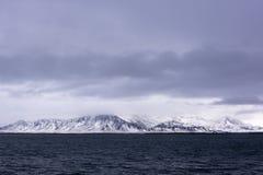Mount Esja, Reykjavik Iceland Stock Photography