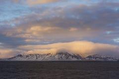 Mount Esja, Reykjavik Iceland Royalty Free Stock Images