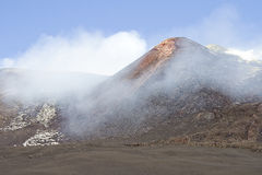 Mount Etna, Italy Royalty Free Stock Image
