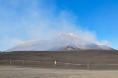 Mount Etna, Sicily, Italy, Europe Stock Image