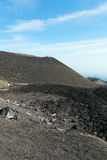 Mount Etna surroundinngs, Sicily. Stock Photo