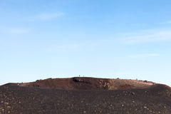 Mount Etna surroundinngs, Sicily. Stock Photography
