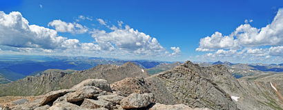 Mount Evans Royalty Free Stock Photos