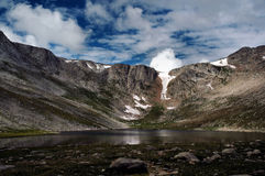 Mount Evans, Colorodo Stock Images