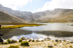 Mount Evans Montains Royalty Free Stock Photography