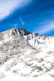 Mount Evans Summit - Colorado Royalty Free Stock Photo