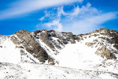 Mount Evans Summit - Colorado Stock Image