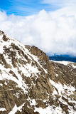 Mount Evans Summit - Colorado Stock Images