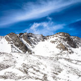 Mount Evans Summit - Colorado Royalty Free Stock Photos