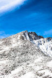 Mount Evans Summit - Colorado Stock Photo