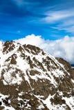 Mount Evans Summit - Colorado Stock Photos