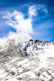 Mount Evans Summit - Colorado Royalty Free Stock Photography